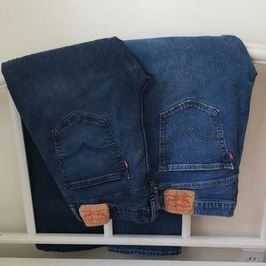 Men's 559 Levi Jeans 36x34